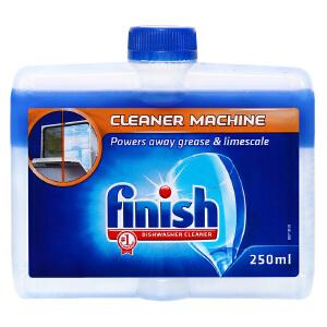 (Finish)洗碗机机体清洁剂250ml光亮碗碟