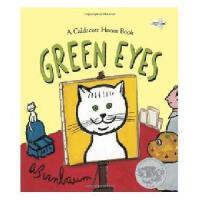 英文原版儿童书 Green Eyes 绿眼睛(1954年 凯迪克银奖)