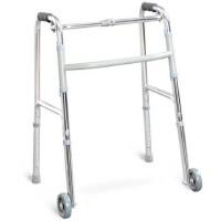 佛山东方助行器(拐杖轮椅车)FS912L 可折叠便携式防滑着地性能好,适合不同身高的人群使用 更多优惠搜索【好药师佛山