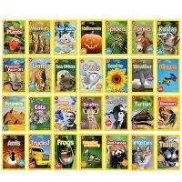 【全店700减230】现货英文原版书绘本 美国国家地理 National Geographic KIDS Readers