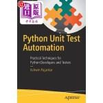 【中商海外直订】Python Unit Test Automation: Practical Techniques f