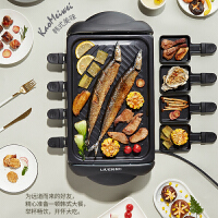 【�Y品卡可用】利仁(Liven)KL-J4300�烤�t �p�硬徽晨救�C��烤�t��烤架多功能家用