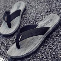 拖鞋男夏季凉拖防滑韩版潮个性时尚外穿男士凉鞋沙滩鞋室外人字拖