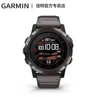 Garmin佳明fenix5X Plus飞耐时5心率智能GPS户外功能运动手表旗舰