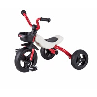 儿童三轮车脚踏车2-6岁大号童车宝宝折叠小自行车1-3幼童