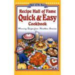 【预订】Recipe Hall of Fame Quick & Easy Cookbook: Winning