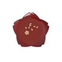 网易严选 日本制造 樱花漆器碟子