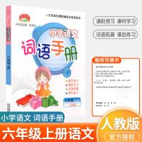 教学练 小学语文词语手册 六年级上册/6年级 人教版