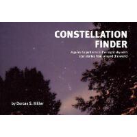 【预订】Constellation Finder: A Guide to Patterns in the