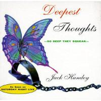 【预订】Deepest Thoughts: So Deep They Squeak