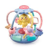3-6-12个月7男宝宝 婴儿玩具摇铃0-1岁半4手抓握训练5小女孩8