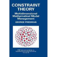 【预订】Constraint Theory: Multidimensional Mathematical
