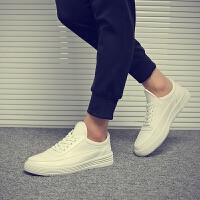 米乐猴 潮牌小白鞋男板鞋夏季休闲鞋韩版运动学生潮流百搭增高厚底