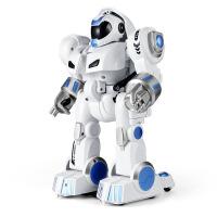 变形机器人遥控战车语音电动高科技早教儿童玩具