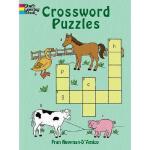 【预订】Crossword Puzzles Y9780486416113