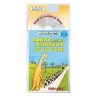 英文原版儿童书 Danny and the Dinosaur Go to Camp Book and CD 丹尼与恐龙去