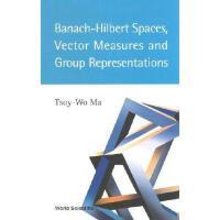【预订】Banach-Hilbert Spaces, Vector Measures a