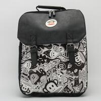Paul Frank大嘴猴 PL0155街头涂鸦-休闲书包    单个销售 当当自营