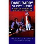 【预订】Dave Barry Slept Here: A Sort of History of the