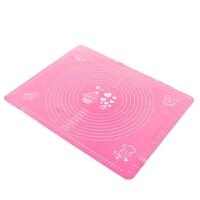 硅胶揉面垫案板 厨房烘焙工具擀面硅胶垫和面垫子
