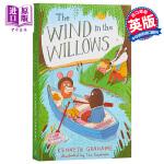 【中商原版】柳林风声 英文原版 The Wind in the Willows 经典儿童文学 童话故事