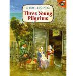 【预订】Three Young Pilgrims Y9780689802089