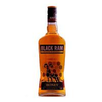 黑公羊 蜂蜜威士忌 保加利亚原瓶进口 700ML 35%vol