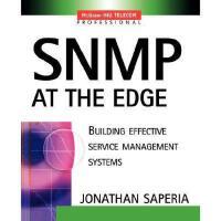 【预订】SNMP at the Edge