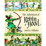 Adventures of Robin Hood 英文原版 罗宾汉历险记 漫画 Marcia Williams