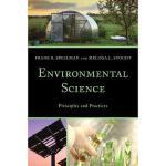【预订】Environmental Science: Principles and Practices