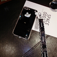 苹果7p手机壳8硅胶全包iphoneX套奢华8P7plus防摔女