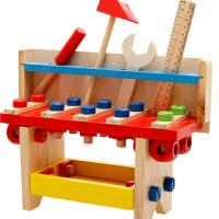 儿童螺丝螺母组合拆装工具台宝宝男孩智力动手可拆卸玩具3-4-6岁