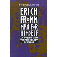 【预订】Man for Himself: An Inquiry Into the Psychology of