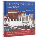 【中商原版】乐高建筑理念书 英文原版 The LEGO Architecture Idea Book 手工