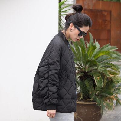 轻薄羽绒服女短款秋冬韩版宽松休闲棒球领外套女 一般在付款后3-90天左右发货,具体发货时间请以与客服协商的时间为准