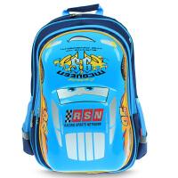 迪士尼 汽车总动员麦昆儿童书包小学生1-4年级三轮爬楼梯拉杆书包 SC80134