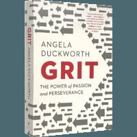 勇气:热情与坚毅的力量 Grit: The Power of Passion and Perseverance【英文原版 自我提升 成功励志】