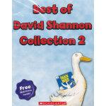 David's Collection 大卫・香农系列(第二辑;全4册) ISBN 9780545580984