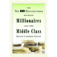 【预订】The Top 10 Distinctions Between Millionaires and the Y9