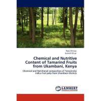 【预订】Chemical and Nutritive Content of Tamarind Fruits