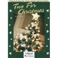 【预订】Two for Christmas: 16 Duets for BC Instruments -
