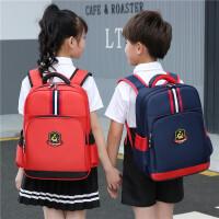 小学生书包男女1-2-3-6年级男孩女孩减负护脊儿童韩版网红双肩包5