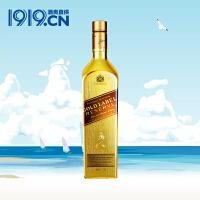 【1919酒类直供】进口洋酒 尊尼获加(金牌)珍藏苏格兰威士忌750ML