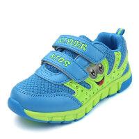 童鞋男童运动鞋新款网面透气儿童跑步鞋中大童软底休闲鞋单鞋