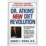 【预订】Dr. Atkins' New Diet Revolution, Revised