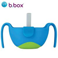 婴儿喝汤碗零食碗儿童餐具 宝宝吸管碗三合一辅食碗