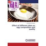 【中商海外直订】Effect of Different Diets on Egg Composition and Qu