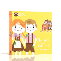 汉塞尔和格莱特 Little Pop-Ups: Hansel and Gretel英文原版 3-5岁宝宝低幼启蒙宝宝撕不