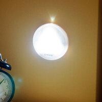 【年货节】欧润哲 人体感应衣柜灯感应灯电池 LED灯小夜灯卧室橱柜灯过道楼道
