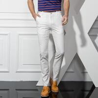 1号牛仔 男士新款时尚简约商务休闲裤长裤子